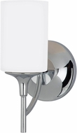 Seagull 44952EN-05 Stirling Chrome LED Wall Sconce