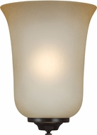 Seagull 49139EN-782 Heirloom Bronze LED Light Sconce