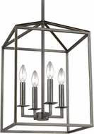 Seagull 5115004-782 Perryton Heirloom Bronze Foyer Lighting