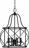 Seagull 5116408EN-839 Turbinio Blacksmith LED 29  Foyer Lighting Fixture