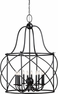Seagull 5116410EN-839 Turbinio Blacksmith LED 37  Entryway Light Fixture