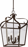 Seagull 5119404EN-782 Lockheart Heirloom Bronze LED Foyer Lighting