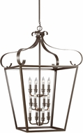 Seagull 5119412EN-782 Lockheart Heirloom Bronze LED Foyer Lighting