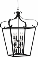 Seagull 5119412EN-839 Lockheart Blacksmith LED Foyer Light Fixture