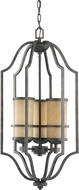 Seagull 51521EN-845 Roslyn Flemish Bronze LED Foyer Lighting Fixture