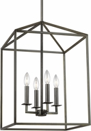 Seagull 5215004-782 Perryton Heirloom Bronze Foyer Lighting Fixture