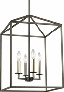 Seagull 5215004EN-782 Perryton Heirloom Bronze LED Entryway Light Fixture