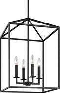 Seagull 5215004EN-839 Perryton Modern Blacksmith LED Entryway Light Fixture