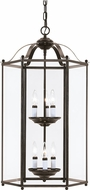 Seagull 5233EN-782 Bretton Heirloom Bronze LED Foyer Lighting