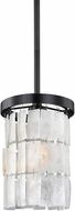 Seagull 6125001EN-782 Corsicana Modern Heirloom Bronze LED Mini Pendant Lighting