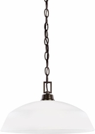 Seagull 6515201EN-782 Kerrville Heirloom Bronze LED Hanging Pendant Lighting