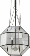 Seagull 6534404EN-782 Lazlo Contemporary Heirloom Bronze LED Hanging Light
