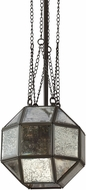 Seagull 6535401-782 Lazlo Contemporary Heirloom Bronze Mini Drop Ceiling Lighting