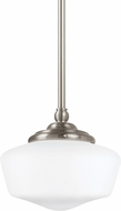 Seagull 65436EN-962 Academy Brushed Nickel LED Mini Drop Ceiling Lighting