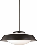 Seagull 6625702EN-782 Gooding Heirloom Bronze LED Drop Lighting
