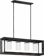Seagull 6640504EN-846 Chatauqua Modern Stardust LED Island Lighting