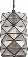 Seagull 6641401EN-782 Harambee Contemporary Heirloom Bronze LED Pendant Lamp