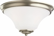 Seagull 75375EN-965 Somerton Antique Brushed Nickel LED Home Ceiling Lighting