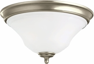 Seagull 75381EN-965 Parkview Antique Brushed Nickel LED Overhead Lighting Fixture
