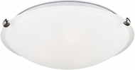 Seagull 7543503EN-962 Brushed Nickel LED Ceiling Lighting Fixture