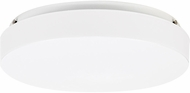 Seagull 7926EG-15 Haylee White LED Flush Mount Lighting Fixture