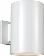 Seagull 8313901EN-15 Contemporary White LED Exterior Wall Lighting