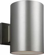 Seagull 8313901EN-753 Modern Painted Brushed Nickel LED Outdoor Sconce Lighting