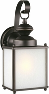 Seagull 84570EN3-71 Jamestowne Antique Bronze LED Outdoor Wall Sconce