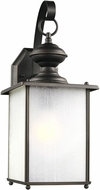 Seagull 84580EN3-71 Jamestowne Antique Bronze LED Outdoor Wall Lighting