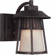 Seagull 8511701EN-746 Hamilton Heights Oxford Bronze LED Exterior Wall Lighting Fixture