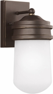 Seagull 8512601EN-71 Mount Greenwood Antique Bronze LED Outdoor Wall Light Sconce