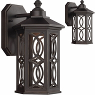 Seagull 8517091S-71 Ormsby Antique Bronze LED Outdoor Wall Lighting