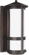 Seagull 8535901EN-71 Groveton Modern Antique Bronze LED Exterior Lighting Sconce
