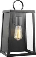 Seagull 8637101-839 Marinus Modern Blacksmith Outdoor Lighting Wall Sconce