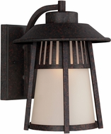 Seagull 8711701EN-746 Hamilton Heights Oxford Bronze LED Exterior Lamp Sconce