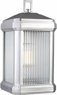 Seagull 8747431EN3-753 Gaelan Modern Painted Brushed Nickel LED Outdoor Wall Sconce