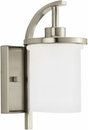 Seagull 88116EN-962 Eternity Modern Brushed Nickel LED Outdoor Wall Lighting Fixture