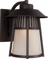 Seagull 8811701EN-746 Hamilton Heights Oxford Bronze LED Exterior Wall Light Sconce