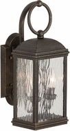 Seagull 88191EN-802 Branford Traditional Obsidian Mist LED Outdoor Wall Lamp