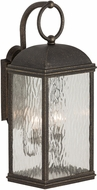 Seagull 88192EN-802 Branford Traditional Obsidian Mist LED Exterior Wall Lighting