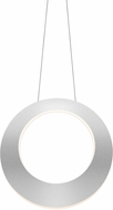 Sonneman 1754-16 Haro Modern Bright Satin Aluminum LED Pendant Lighting