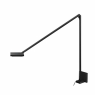 Sonneman 2052.63 Quattro Contemporary Black Finish 3.5  Wide LED Wall Lighting
