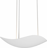 Sonneman 2665-03 Infinity Modern Satin White LED Pendant Light Fixture