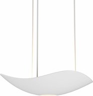 Sonneman 2666-03 Infinity Modern Satin White LED Hanging Pendant Lighting