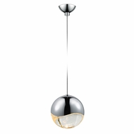 Sonneman 2910.01.LRG Grapes Contemporary Polished Chrome LED Large Mini Ceiling Light Pendant