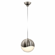 Sonneman 2910.13.LRG Grapes Modern Satin Nickel LED Large Mini Drop Lighting Fixture
