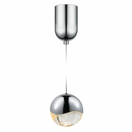 Sonneman 2911.01.LRG Grapes Contemporary Polished Chrome LED Large Mini Lighting Pendant