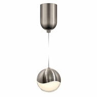Sonneman 2911.13.LRG Grapes Modern Satin Nickel LED Large Mini Hanging Light