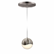 Sonneman 2913.13.MED Grapes Contemporary Satin Nickel LED Medium Mini Pendant Lighting