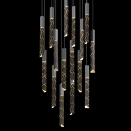 Sonneman 2959.01 Trinity Polished Chrome LED Multi Pendant Lighting